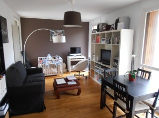 vente appartement 3 pi�ces, 57m habitables, � CHANTILLY